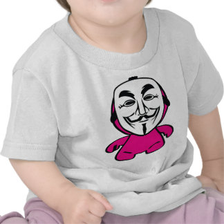 We Are Anonymous T-shirts