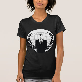 We Are Anonymous T-shirt