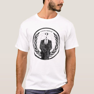 We Are Anonymous (Vintage) T-Shirt