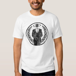 We Are Anonymous With Eye (Vintage) T Shirts
