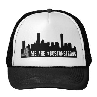 We are Boston Strong Sports Teams Trucker Hat