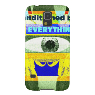 We are conditioned by everything galaxy s5 covers