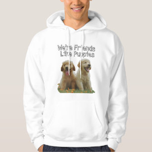 We are friends like puppies , cute puppy shirt. hoodie