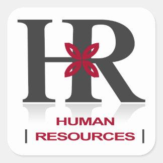 'We Are HR' ID Sticker / Badge