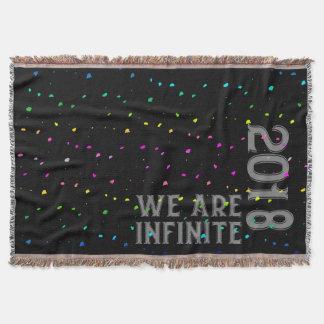 We are Infinite Class of 2018 Throw