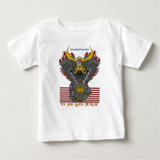 WE ARE MADE OF FUEL V2 BABY T-Shirt