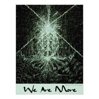 """We Are More"" Poster"