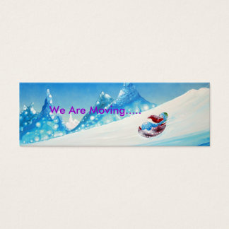 We Are Moving - small card