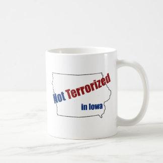 We Are Not Terrorized Mug
