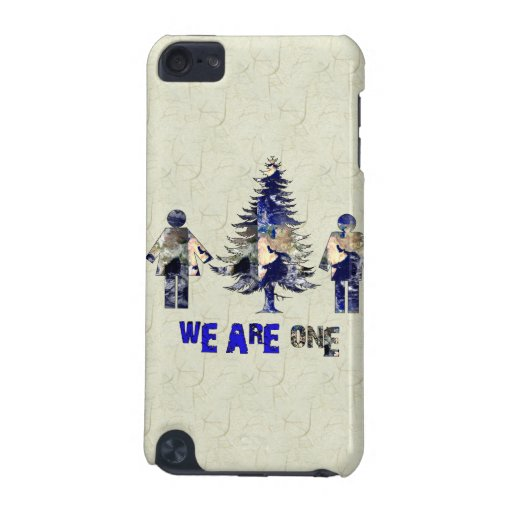 We Are One iPod Touch 5G Cover