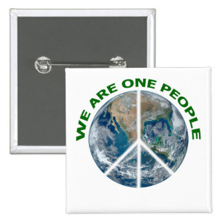 WE ARE ONE PEOPLE button