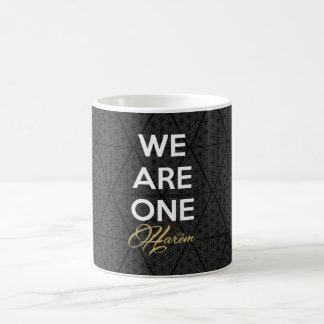 We Are One The Harem Coffee Mug