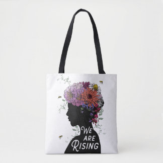 """We Are Rising"" - tote bag"