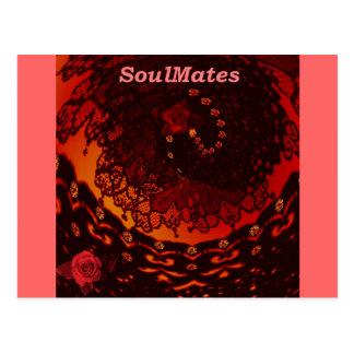 """We are SoulMates""* Postcard"