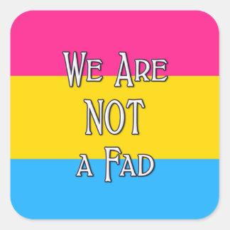 We Are Square Sticker