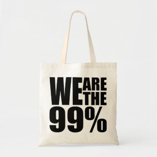 We Are the 99% Bag