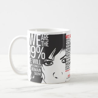 We are the 99% Coffee Mug