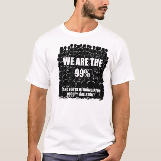 we are the 99 percent shirt