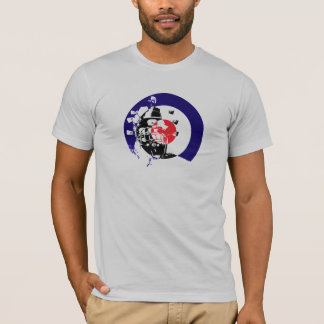 We are the Mods on Silver T-Shirt