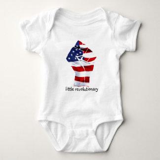 we are the revolutin white tee shirt