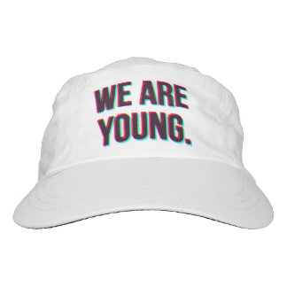 """We Are Young"" Baseball Cap"