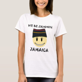 We Be Jammin Jamaica T-Shirt