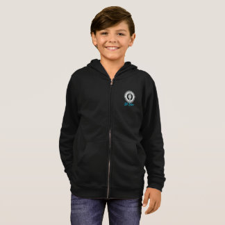 We Believe Boy's Zip Hoodie