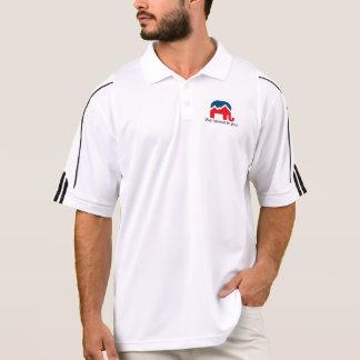 We believe in you. Golf Shirt. Polo Shirt