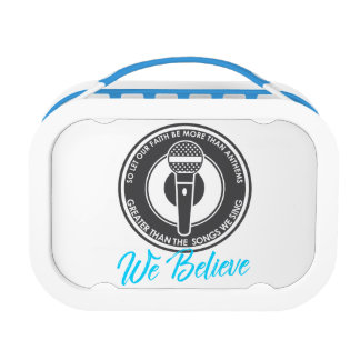 We Believe Yubo Lunchbox