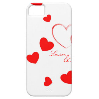 We Belong Together - Left Part - Cute Hearts - iPhone 5 Cases