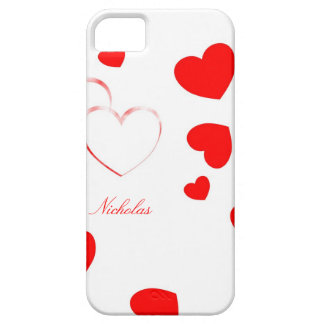 We Belong Together - Right Part - Cute Hearts - iPhone 5 Covers