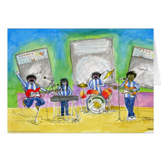 We Call it Music:  General Greetings Card