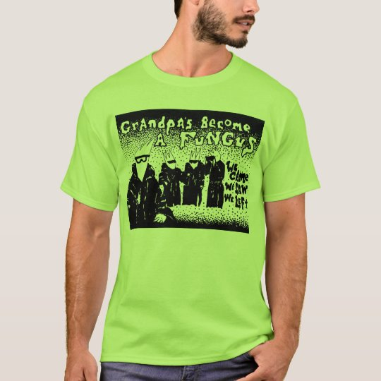We Came We Saw We Left T-Shirt