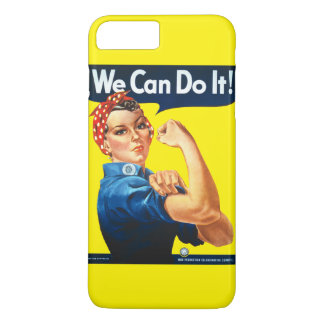 We Can Do It! iPhone 7 Plus Case