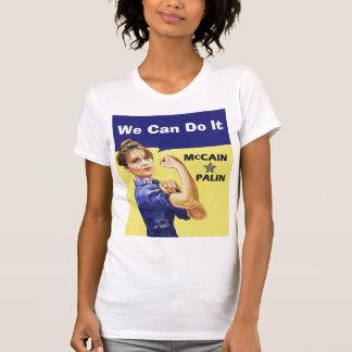 We Can Do It -  McCain * Palin T-Shirt