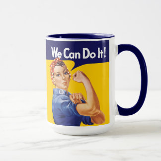 We Can Do It! Rosie the Riveter Mug