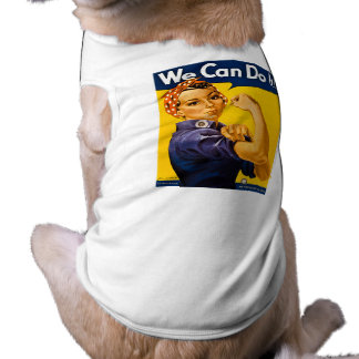 We Can Do It! Rosie the Riveter Vintage Shirt