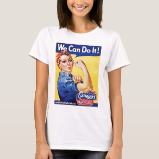 We Can Do It! Showboat Drive in T-Shirt