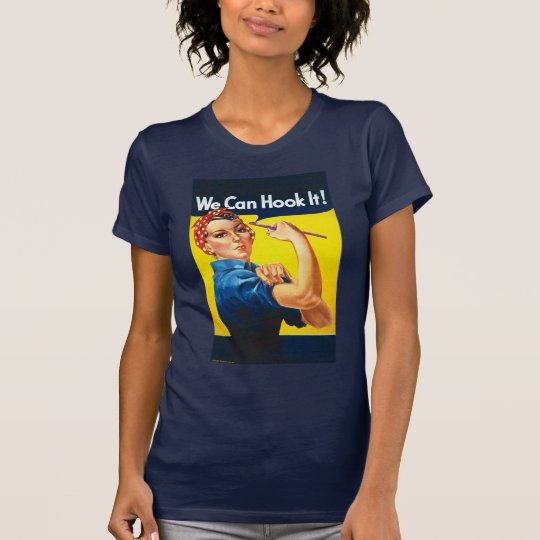 We Can Hook It! - women's tee