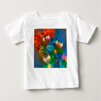 We celebrate the life in full colors baby T-Shirt