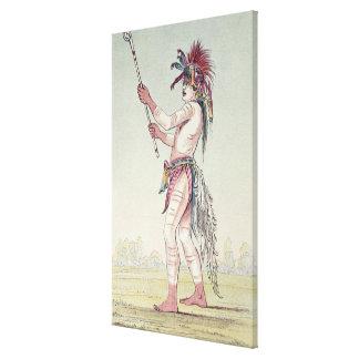 We-Chush-Ta-Doo-Ta Stretched Canvas Prints