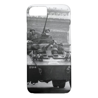 """We couldn't stick around long_War image iPhone 7 Case"