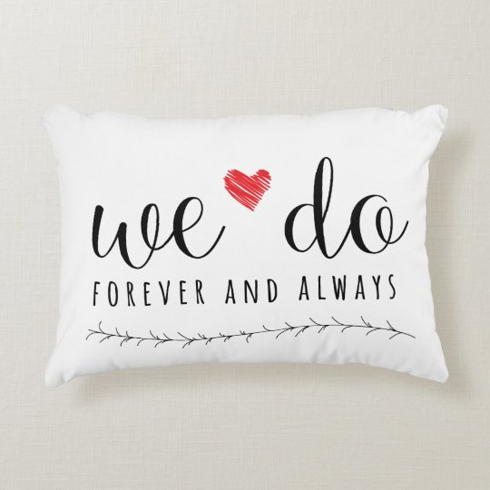 We Do Pillow