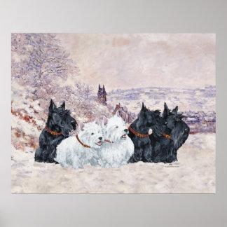 We Five Winter Poster