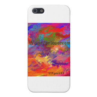 We go for ice cream cover for iPhone 5/5S