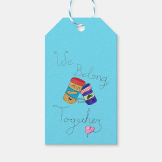 We Go Together Gift Tags Pack Of Gift Tags