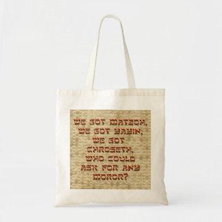 We Got Matzoh... Tote Bag
