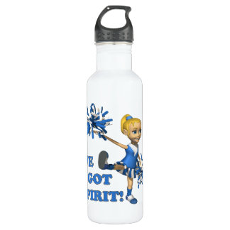 We Got Spirit 710 Ml Water Bottle
