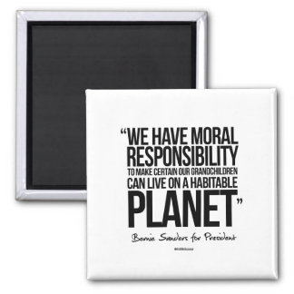 We have a moral responsibility magnet