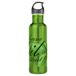We have an oil for that -- Peppermint Leaves 710 Ml Water Bottle